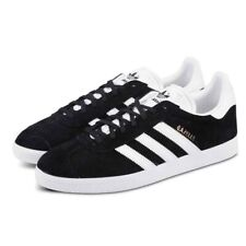 newest 653ee 55e06 Adidas Originals Mens Gazelle Trainers Casual Shoes Black Navy Grey Size