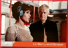UFO - Card #35 - Lieutenant Barry and Straker - Unstoppable Cards Ltd 2016