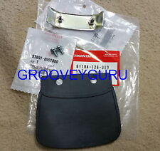 Honda Front Fender Mudguard Flap & Mount Kit CT110 and Many More 61104-128-000 +