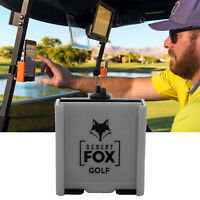 Cell Phone Holder for Golf Carts - Gray Phone Caddy
