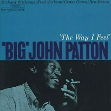 Way I Feel - Big John Patton (2019, CD NIEUW)