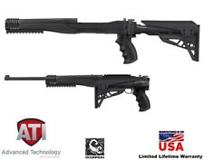 ATI Ruger 10/22 TactLite Adjustable Side Folding Stock, B.2.10.1216, Black