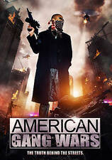 American Gang Wars (DVD, 2016) SKU 1033