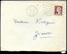 France 1962 Commercial Cover #C38748