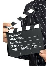 1920s 20s HOLLYWOOD FILM CLAPPER BOARD Fancy Dress Accessories 94033