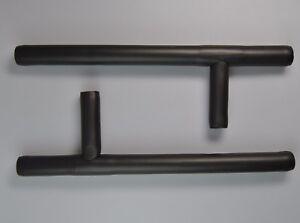Schaumstoff Tonfa Paar ca 50 cm Kung Fu,Kobudo,Ju Jutsu