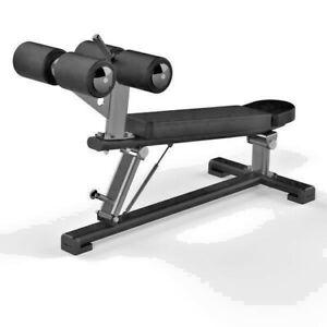 Jordan Fitness Adjustable Decline Bench