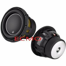"ONE JL AUDIO 12W6V3-D4 12"" 1200W DUAL 4 OHM CAR BASS W6 SUB WOOFER  NEW"