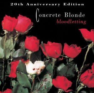 Concrete Blonde - Bloodletting: 20th Anniversary Edition [New CD] Bonus Tracks,
