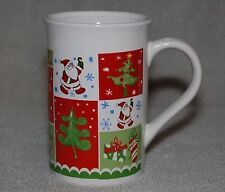 Royal Norfolk Christmas / Holiday Collectible Coffee Mug - 12 ounce ceramic cup
