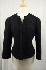 NEW Ann Taylor Womens Blazer LP Large Petite Jacket Navy Blue NWT Suit Coat