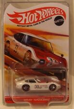 2015 Hot Wheels RLC Special Edition Carroll Shelby Toyota 2000GT #1933/3000 Made