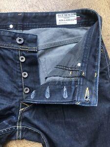 SUPER DIESEL ADI-LARKEE Adidas Rarität Jeans W31 L32 L31 TOP Neuwertig 99c