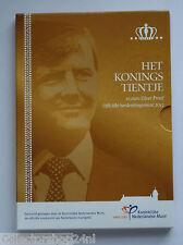 Netherlands 2013 Het Konings Tientje  Euro Zilver Proof
