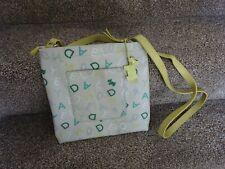 RADLEY Shoulder bag...Purchased from a Radley Store...beige & green...Excellent.