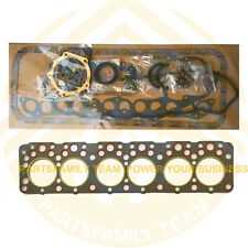 New Engine Gasket set for Nissan SD33 SD-33 Diesel Engine Construction Machinery