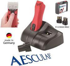 Aesculap Batterie hundschermaschine GT 306 Fav 5 cl. Animal tondeuse. 43948