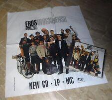 """EROS RAMAZZOTTI - CD + SACCHETTO PROMO """" IN OGNI SENSO """""""