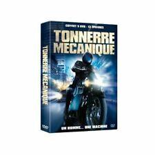 Tonnerre Mécanique - L'Intégrale de la Série (DVD, Set de 4 Disques, 2012)