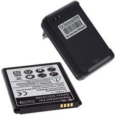 Akku Batterie + Ladegerät Ladestation f. Samsung Galaxy S3 SIII / neo EB-L1G6LLU
