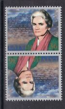 Lettland 1996 postfrisch Kehrdruck MiNr. 423  Europa Berühmte Frauen