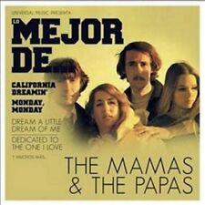 THE MAMAS AND THE PAPAS - LO MEJOR DE... THE MAMAS AND THE PAPAS [CD]