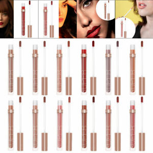 Matte Lip Gloss Moisturizing Cosmetic Professional for Women Makeup Kits