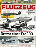 Flugzeug Classic - Das Magazin für Luftfahrt, Zeitgeschichte und Oldtimer - 5/19