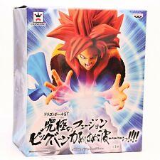 Banpresto Dragonball GT Ultimate Fusion Big Bang Kamehame-ha Figure US - In Hand