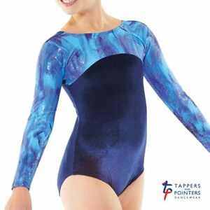 CLOSING DOWN SALE Tappers & Long Sleeved Smooth Velvet / Galaxy Print Leotard
