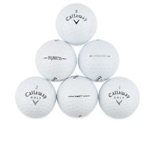 50 Callaway Mix Used Golf Balls / Near Perfect Mint AAAA / Free Shipping