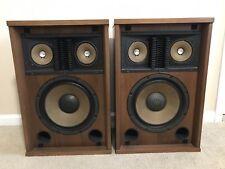 Vintage Sansui Sp 2500 Speakers
