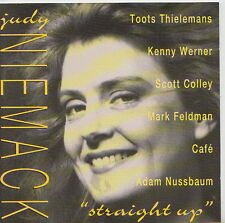 JUDY NIEMACK    CD  STRAIGHT UP