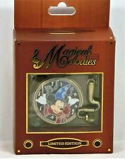 Disney Magical Melodies Quarterly Collection Sorcerer Mickey Spinner Pin LE 1500