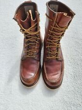 Vintage RED WING'S Irish Setter Sport Boot Outdoor 70's Hunting Work Boots  7.5