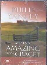 DVD:   WHAT'S SO AMAZING ABOUT GRACE?.....PHILIP YANCEY.....NEW