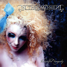"""CD IN THIS MOMENT """"BEAUTIFUL TRAGEDY"""" // gebraucht // GUT"""