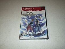 Kingdom Hearts Re Chain Of Memories Greatest Hits PlayStation 2 Unopened