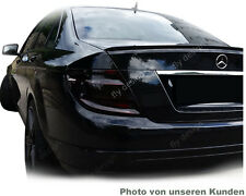 MERCEDES C W204 HECKSPOILER Limousine SPOILER Abrisskante Kofferraum Heck Lippe