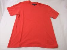 Vintage French Connection Fcuk it Red Men's T-shirt Size Medium