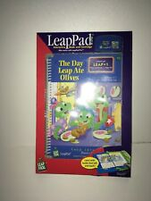 LeapPad Storybook - The Day Leap Ate Olives
