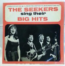 THE SEEKERS  - vintage vinyl LP - Sing Their Big Hits