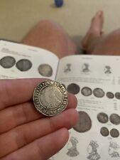 More details for elizabeth 1st hammered silver shilling mm martlet