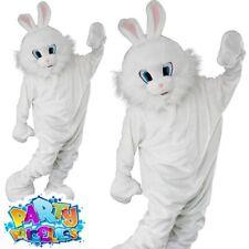 Bristol Novelty AC894 Bunny Mascot Costume - White, Size M