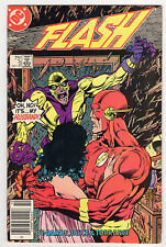 Flash #5 Oct 1987, DC Comics
