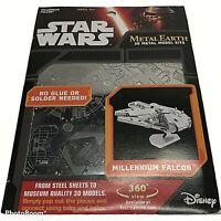 Metal Earth Star Wars Millennium Falcon Model Kit MMS251