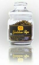 Zesta CEYLON Luxury GOLDEN TIPS White Tea Jar - Loose Leaf