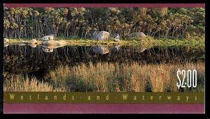 1992 Wetlands & Waterways booklet   1 Koala reprint  Superb   • FREE POST •