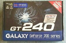 Galaxy GeForce GT240 - 1GB DDR3 - PCI Express Graphics Card by Nvidia