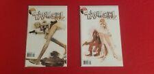Tank Girl The Gifting #1-2 2007 First Printing IDW Comics